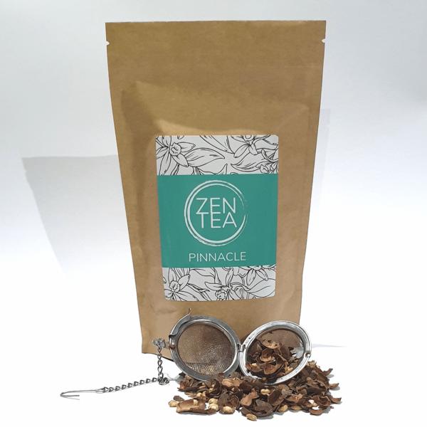 loose leaf chocolate tea