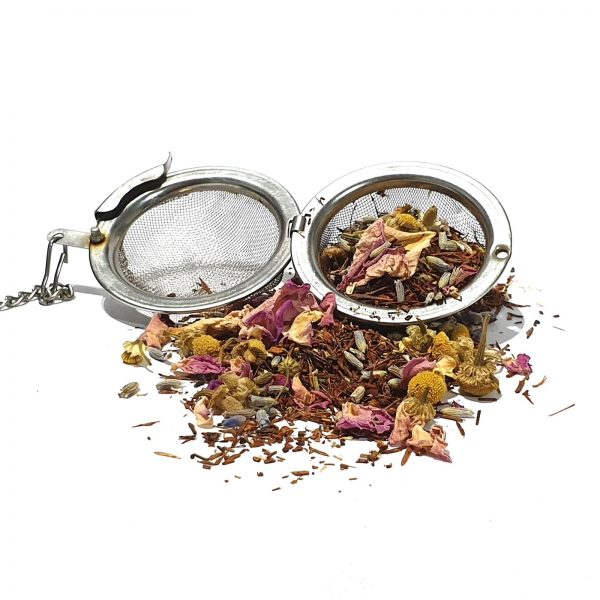 meditate loose leaf tea