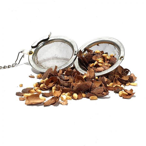 chocolate loose leaf tea