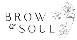 Brow and soul logo